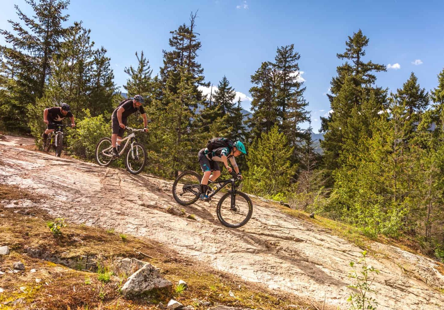 Whistler E Bike Single Track Experience